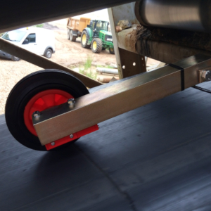 Belt Weighing Speed Wheel